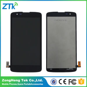 100% Test LCD Screen Assembly for LG K8 Touch Digitizer pictures & photos