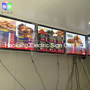 2016 best-selling ultra-thin meal light boxes pictures & photos