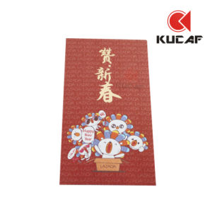 Eco-Friendly Paper Cheap Red Envelope for Sale pictures & photos