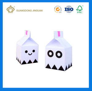 Cartoon Children Candy Box/ Baby Snack Paper Box pictures & photos