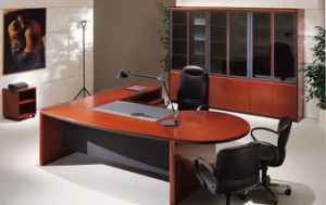 Big Discount Good Quality Fashion Manager Executive Office Desk (NS-ND068) pictures & photos