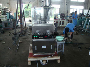 Zp Rotary Tablet Press Machine for Candy/Food/Seasoning/Salt/Montball Press pictures & photos