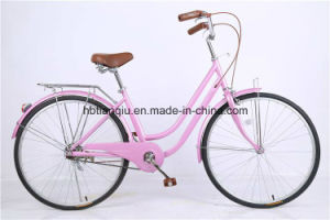 "28""Old Model Bike for Lady/City Bike for Sale/Leisure Bike pictures & photos"