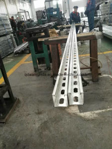 41*41/41*21 Thickness 1.5/2.0/2.5/3.0mm HDG Slotted Unistrut pictures & photos