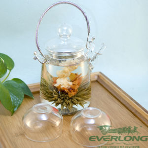 Chinese Handmade Artistic Tea, Blossom Tea, Flowering Tea, Blooming Tea Balls with Customized Gift Package (BT003) pictures & photos