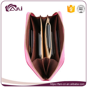 Best Coins Wallet, Lady Coin Purse, PU Leather Money Bag pictures & photos