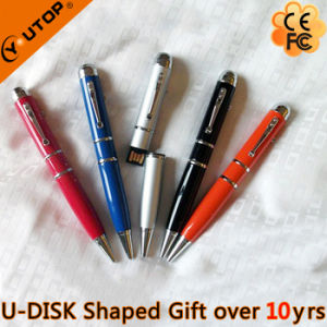 Hot 3-in-1 Laser Pointer Pen Gift USB Flash Drive (YT-7124) pictures & photos