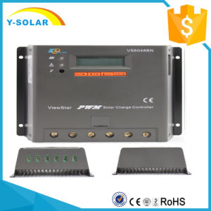 Epsolar 60A 12V/24V/36V/48V Solar Panel Charge/Charging Controller with 2 Years Warranty Vs6048bn pictures & photos