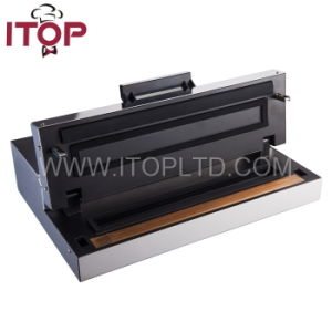 High Quality Used Vacuum Sealer Machine/Food Vacuum Sealer Machine (VAS-950) pictures & photos