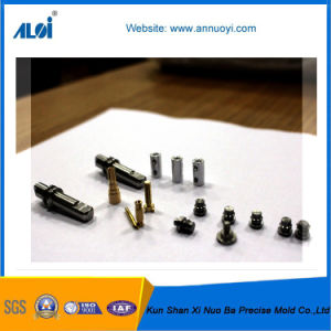 Mold Steel CNC Machining Parts with HRC50-52 Heat Treatment pictures & photos