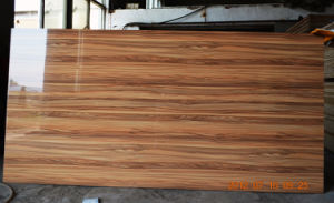 Ash Wood Veneer MDF/HDF pictures & photos