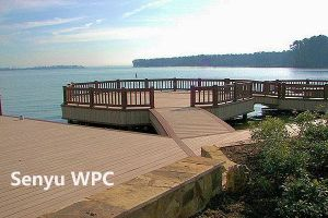 WPC Distortion Proof Outdoor Fencing pictures & photos
