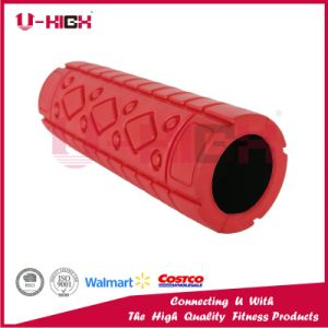 High Density Hot Stamping Hollow EVA Foam Roller Fitness Equipment pictures & photos