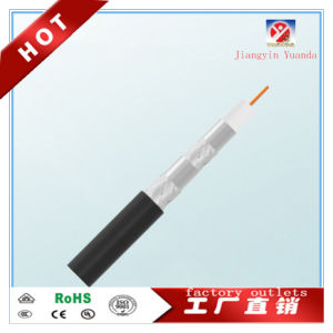 PTFE Insulated Coaxial Cable for Communication pictures & photos
