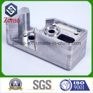 Precision Customized Aluminum Metal CNC Machining Parts by Turning Milling pictures & photos