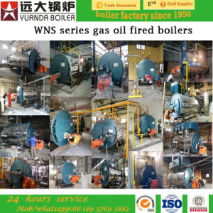 Full Automatic 2ton Steam Boiler Natural Gas Fired pictures & photos
