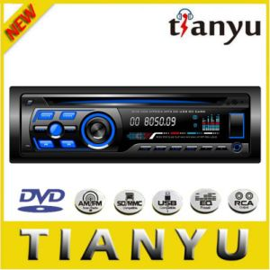 Single DIN Fixed Panel Car Stereo 603 pictures & photos
