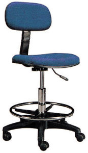 Fabric or Plastic School Library Lab Stools Bar Chairs (HX-5829) pictures & photos
