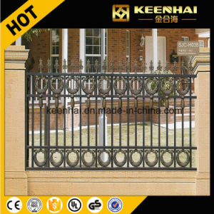 Outdoor Privacy Villa Garden Aluminum Fence for Decoration pictures & photos