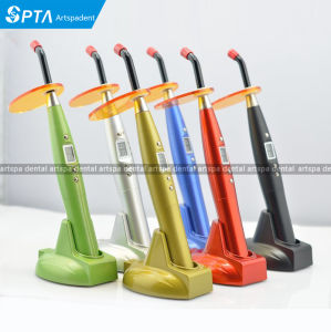 Dental Equipment Wireless LED Curing Light Lamp pictures & photos