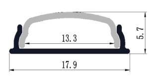 Flexible LED Strip Profiles pictures & photos