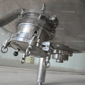 Stainless Steel Cooling and Heating Mixing Tanak for Food and Beer pictures & photos