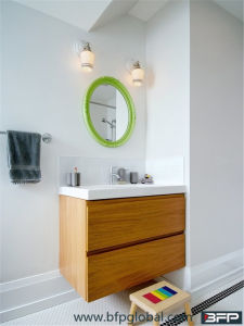 Concealed Handle Drawers Used Bathroom Vanity Cabinets pictures & photos