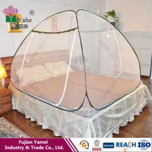 Polyester Portable Pop up Folding Mosquito Net Tent pictures & photos