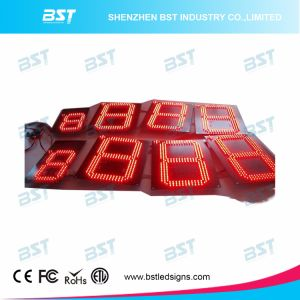 High Brightness Red Color LED Digital Module (Gas Price Sign) pictures & photos