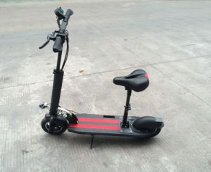 Electric Scooter with Lithium Battery Foldable with Seat