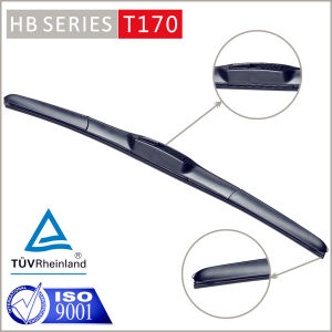 Hot Selling Windscreen Wiper Auto Hybrid Wiper Gum Brush for Mitsubishi pictures & photos