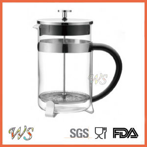 Wschxx038 Stainless Steel French Press Coffee Maker Hot Sell Coffee Press pictures & photos