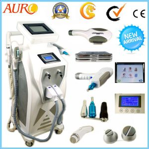 Beauty Salon Opt +RF+Laser Tattoo Removal Equipment pictures & photos