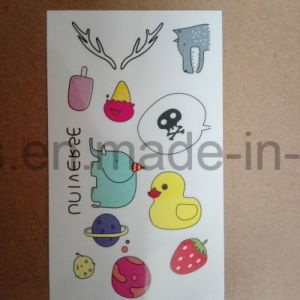 Custom Kids Tattoo Sticker for Promotional Gifts pictures & photos