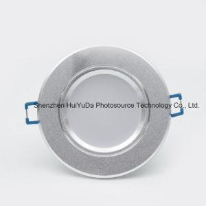 Aluminum+PC AC100-240V 12leds 12W Ce RoHS Adjustable LED Spot Light pictures & photos