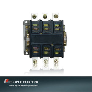Cj20 Series AC Contactor Control & Protect Motor pictures & photos