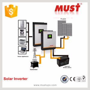 Frequency Power Inverter Hybrid Grid Tie Inverter pictures & photos