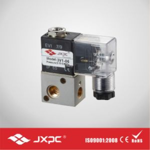 3V1 Series Aluminum Alloy Air Compressor Solenoid Valve pictures & photos