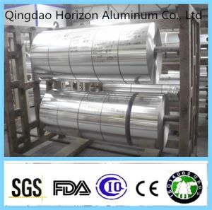 8011-O Oil Free Household Aluminium Jumbo Foil pictures & photos