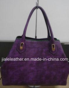 Single Shoulder Bag PU Handbag Wt0022-3