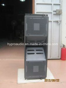 Diase Professional Speaker Vt-4887 Three Way Dual 8inch Line Array pictures & photos