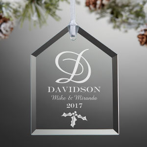 Personalized Crystal Glass Craft Party Holiday Home Xmas Tree Ornament Gift Present Ideas Christmas Decoration pictures & photos