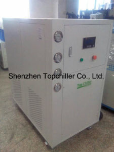 15HP Water Cooled Industrial Chillers for Polyurethane High Pressure Spraying pictures & photos