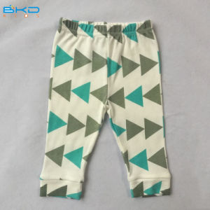 Elastic Band Baby Wear Unisex Baby Clothes Pants pictures & photos