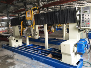 Solid Column Pilar Cutting Machine / Pillar Stone Machine pictures & photos