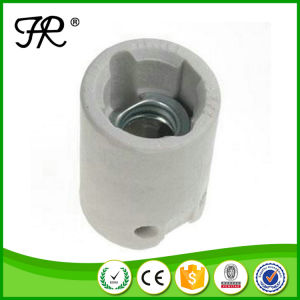 E26/E27/E40 Ceramic Lamp Holder, Porcelain Lamp Base pictures & photos