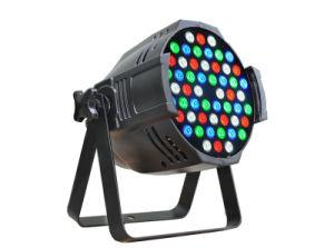 DMX512 Indoor 54PC 3W LED PAR pictures & photos