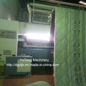 Automatic Textile Quilting Sewing Machine for Bedding Ygb128-2-3 pictures & photos