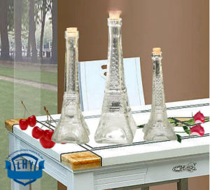 Eiffel Tower Wishing Bottle Drifting Glass Bottles Lucky Star pictures & photos