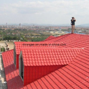 Multifunction Chemical Resistance Sythetic Resin Roofing Tiles pictures & photos